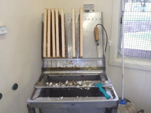 The Uncapping Bench